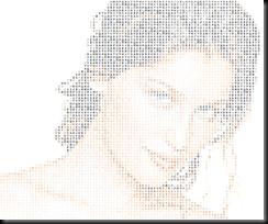 Lady Portrait - HTML